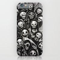 Dias de los muertos iPhone 6 Slim Case