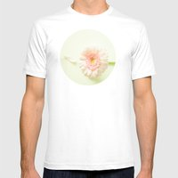Bloom Again  Mens Fitted Tee White SMALL