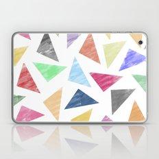 Colourful Geometric Patt… Laptop & iPad Skin