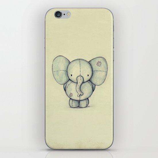 Cute Elephant iPhone & iPod Skin