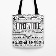 Literature Poster Tote Bag