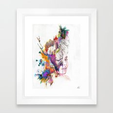 True Essence Framed Art Print