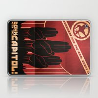 Down With The Capitol - … Laptop & iPad Skin