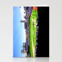 Wrigley Field Stationery Cards