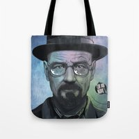 Heisenberg, Say My Name! Tote Bag