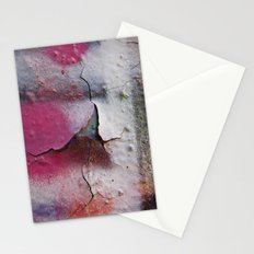 Pink Rumble Stationery Cards