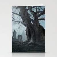 Ancient Tree Stationery Cards