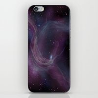 Nebula IX iPhone & iPod Skin