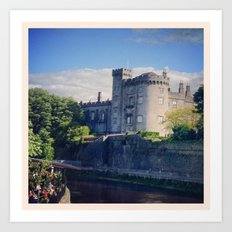 Kilkenny Castle, Ireland Art Print