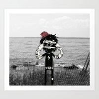Leica Art Print