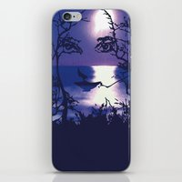 Vesperal Apparition iPhone & iPod Skin