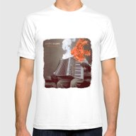 AN EPIC TRIUMPH Mens Fitted Tee White SMALL