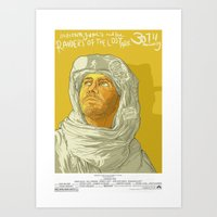 Raiders Of The Lost Ark … Art Print