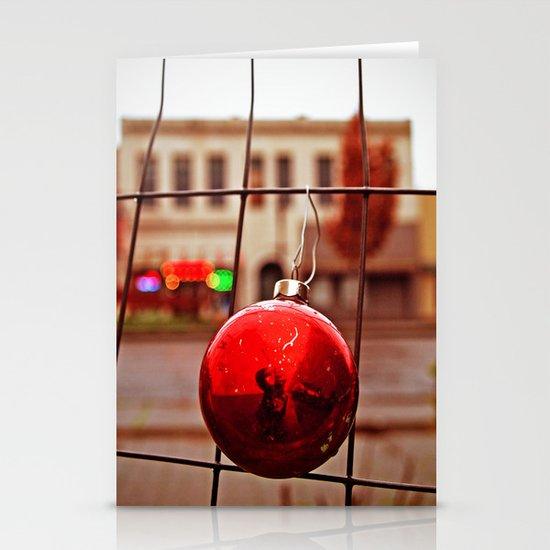 Urban ornament Stationery Card