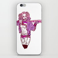 Suicide Squad Harley Quinn iPhone & iPod Skin