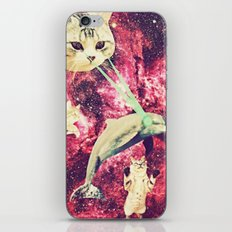 Galactic Cats Saga 2 iPhone & iPod Skin