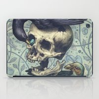 Bowerbirds iPad Case