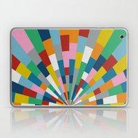 Tick Tock Brick Laptop & iPad Skin