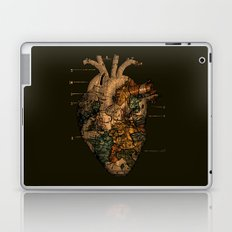 I'll Find You (Dark Brown) Laptop & iPad Skin
