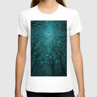 lights T-shirts featuring One by One, the Infinite Stars Blossomed by soaring anchor designs