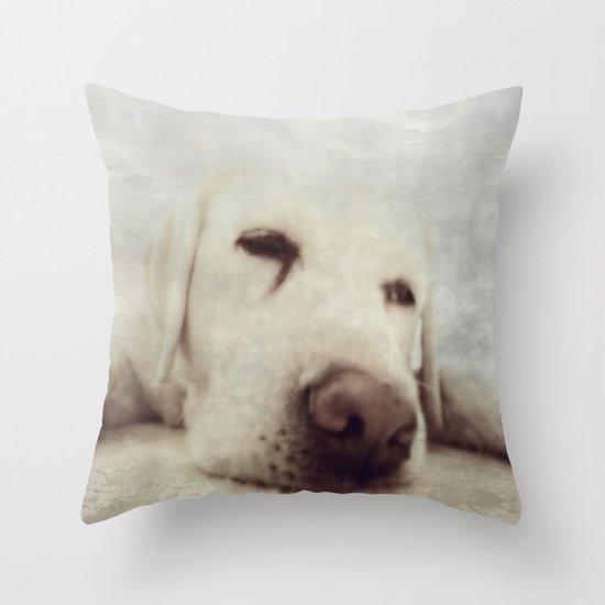 Pooch Throw Pillow