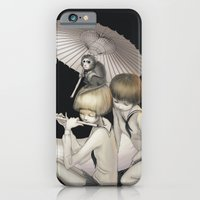 iPhone & iPod Case featuring Matsuri (Festival) by Xiuyuan Zhang