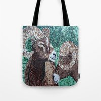 Rams Tote Bag