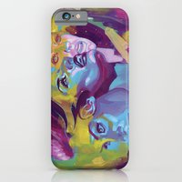 iPhone & iPod Case featuring Hannah's beauty  by -Orlando Sanchez Art-