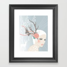 Costume Party 2a Framed Art Print
