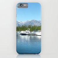 iPhone & iPod Case featuring Grand Teton National Park landscape photography  by NatureMatters
