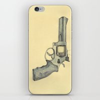 Killer Television iPhone & iPod Skin