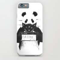 Bad panda iPhone 6 Slim Case