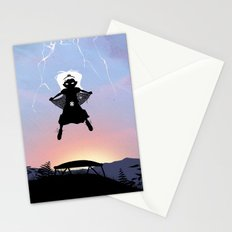 Storm Kid Stationery Cards