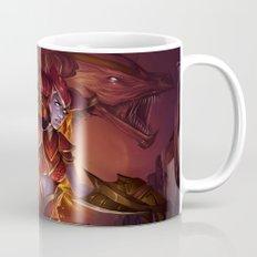 THE HALF DRAGON Mug