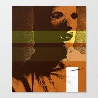 Protezione Canvas Print