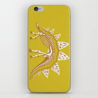 Pizzasaurus Awesome! iPhone & iPod Skin