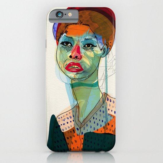 Girl_100412 iPhone & iPod Case