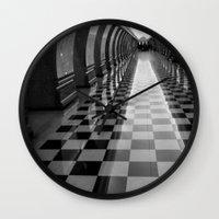 Moscow Metra Wall Clock