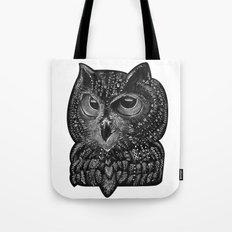 Cool owl Tote Bag