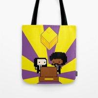 Pulp Fez Tote Bag