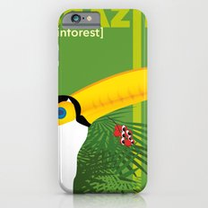 Brazil [rainforest] iPhone 6s Slim Case