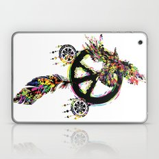 Peace dream cather Laptop & iPad Skin