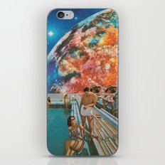 Moon Burn iPhone & iPod Skin