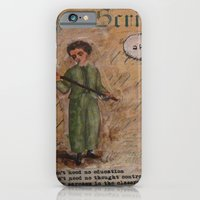 TEACHER LEAVE THE KIDS A… iPhone 6 Slim Case