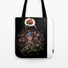 More BRAINS for OZ Tote Bag
