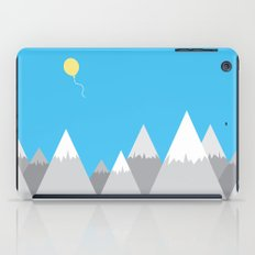 Up, up and away iPad Case