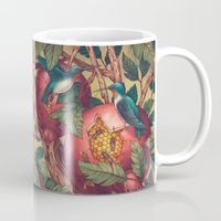 Ragged Wood Mug