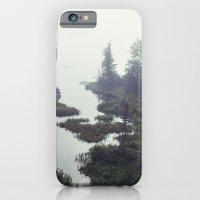 Moonlit Fogscape iPhone 6 Slim Case