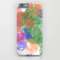 iPhone & iPod Case featuring The Bubbles by heryart
