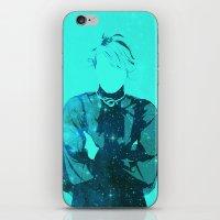 Staring At Stars iPhone & iPod Skin